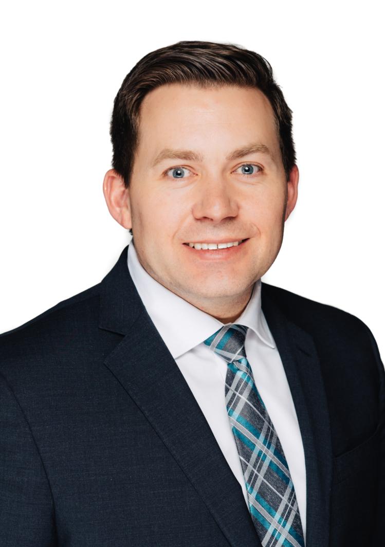 Marty Homan SVP Finance
